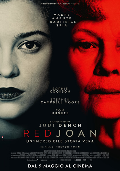 13 AGOSTO: Red Joan